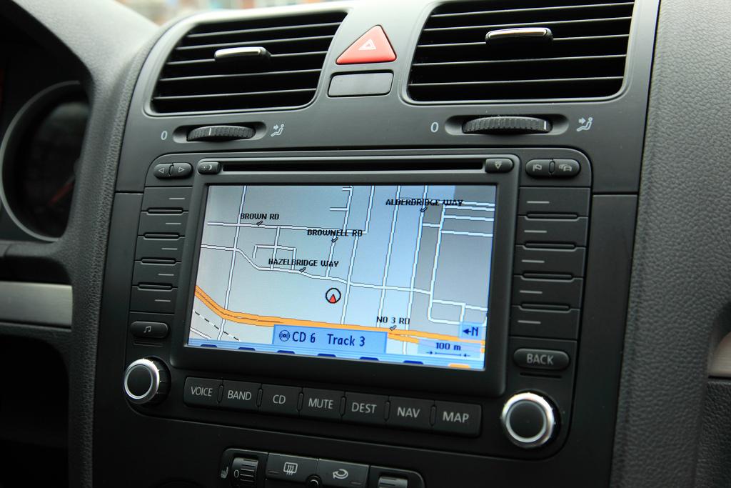 Volkswagen MFD2