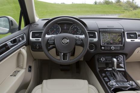Volkswagen RNS 850 TOUAREG II